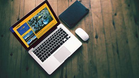 Diseño de una pagina webpara Empresas