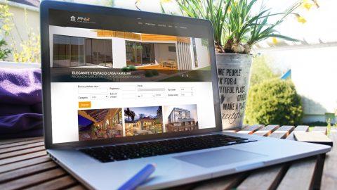 Diseño web inmobiliario en Argentina