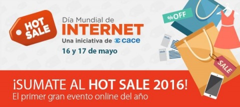 Hot Sale Diseño Web  y Hot Week Desarrollo Web
